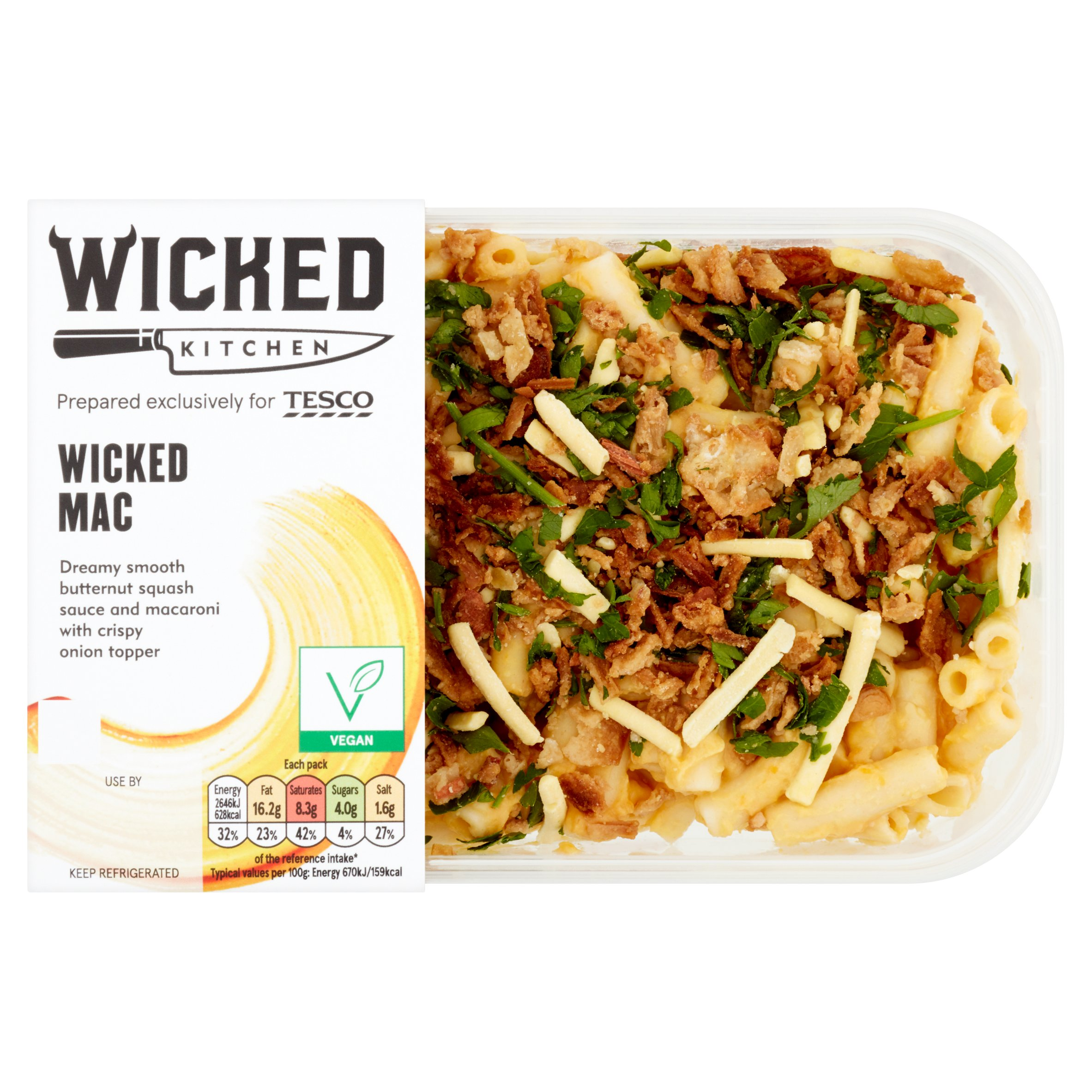 Wicked Kitchen Wicked Mac 395G