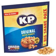image 2 of Kp Original Salted Peanuts 415G