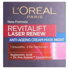 image 1 of L'oreal Paris Revitalift Laser Renew Night Cream 50Ml