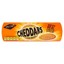 image 1 of Jacobs Baked Cheddar Biscuits Cheese 150G