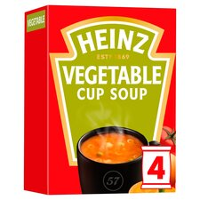 image 1 of Heinz Vegetable Cup Soup 76G