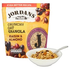 image 2 of Jordans Crunchy Granola Raisin Almond 750G