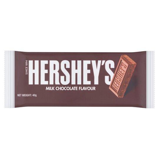 Hershey's Milk Chocolate Bar 40G