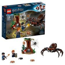 image 1 of LEGO Harry Potter Aragog's Lair 75950