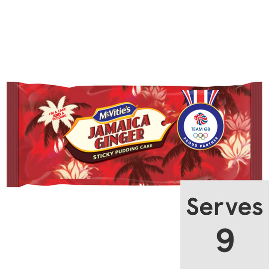 Mcvities Jamaica Ginger Cake Each