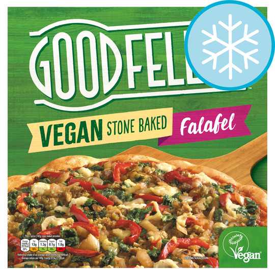 Goodfella's Vegan Falafel Pizza 377G