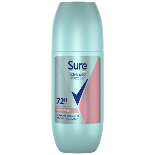 image 1 of Sure For Women Pure Fresh Roll On Antiperspirant Deodorant 100Ml