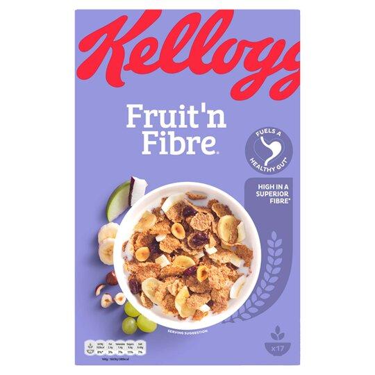 Kellogg's Fruit & Fibre Cereal 700G