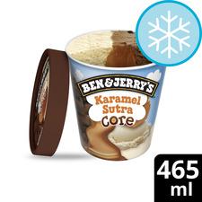 image 1 of Ben & Jerry's Karamel Sutra Core Ice Cream 465Ml