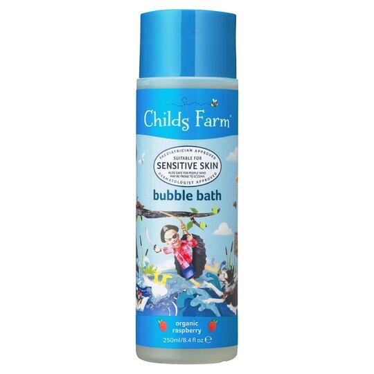 Childs Farm Raspberry Bubbles 250Ml