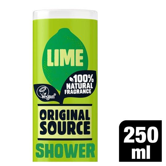 Original Source Lime Shower Gel 250Ml