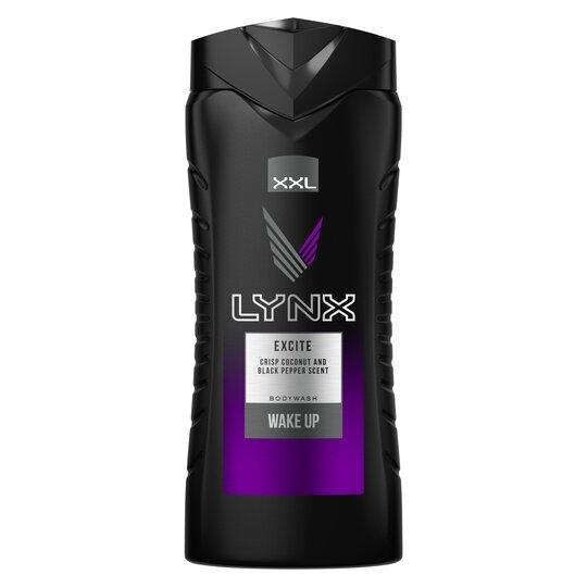 image 1 of Lynx Excite Shower Gel 500Ml