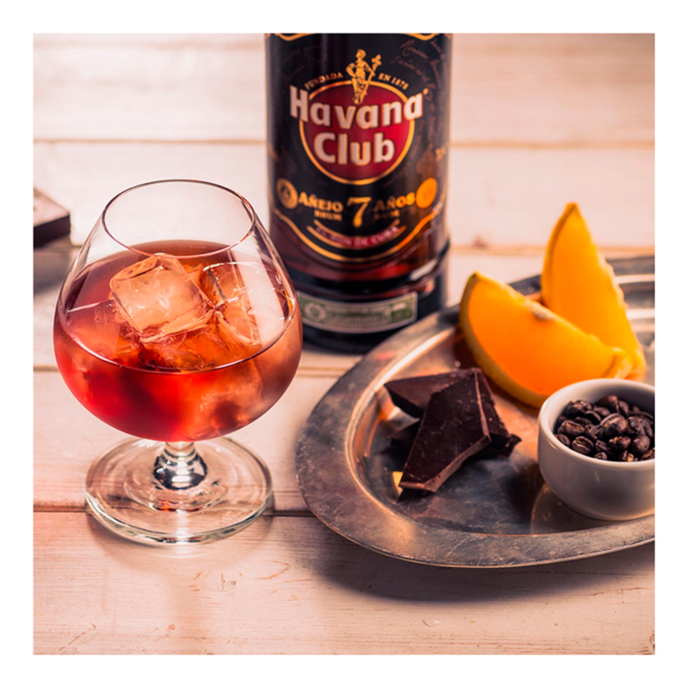 Havana Club 7 Year Old Dark Rum 70Cl
