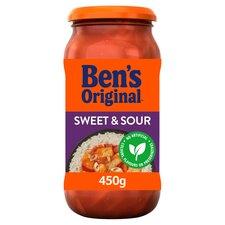 image 1 of Bens Original Sweet & Sour Sauce 450G
