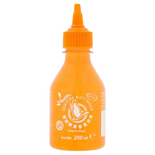 Flying Goose Sriracha Mayonnaise Sauce 200Ml