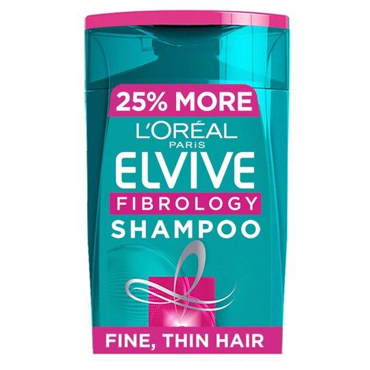 L'oreal Elvive Fine Hair Thickening Shampoo 500Ml
