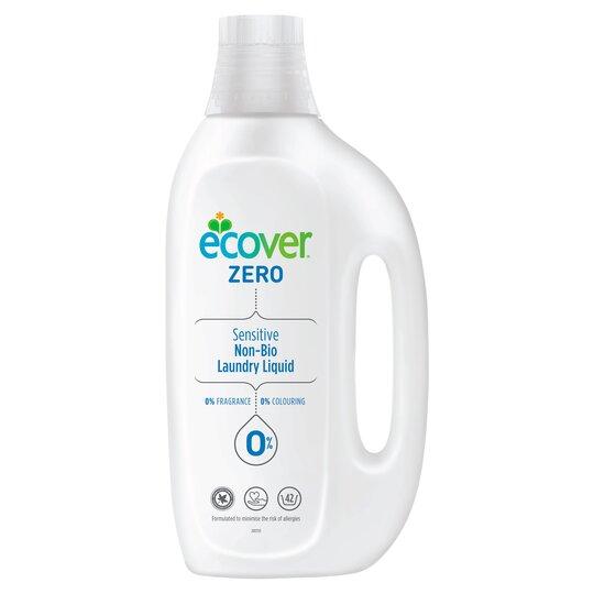 Ecover Zero Non Biological Laundry Liquid 1.5L