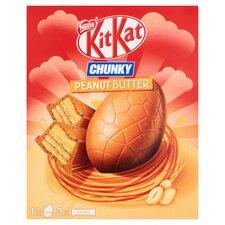 image 2 of Nestle Kit Kat Chunky Peanut Butter Large Egg 264G