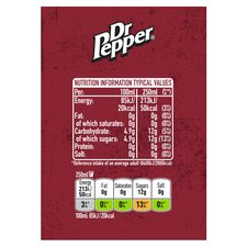 image 3 of Dr Pepper 500Ml