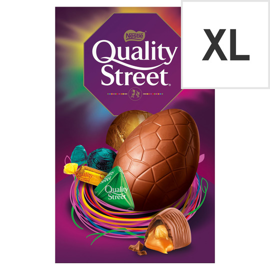 Quality Street Milk Chocolate Giant Egg 311G