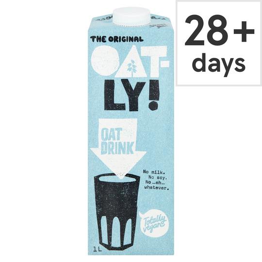 Oatly Longlife Milk Drink 1 Litre