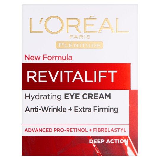 image 1 of L'oreal Paris Revitalift Eye Cream 15Ml