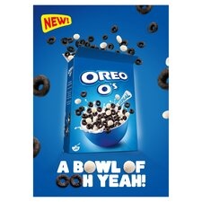 image 3 of Oreo O's Cereal 350G
