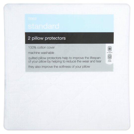 Tesco Anti Allergy Pillow Protector