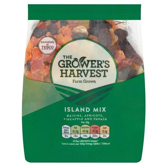 Grower's Harvest Island Mix 300G
