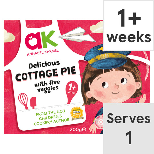 image 1 of Annabel Karmel Delicious Beef Cottage Pie 200G