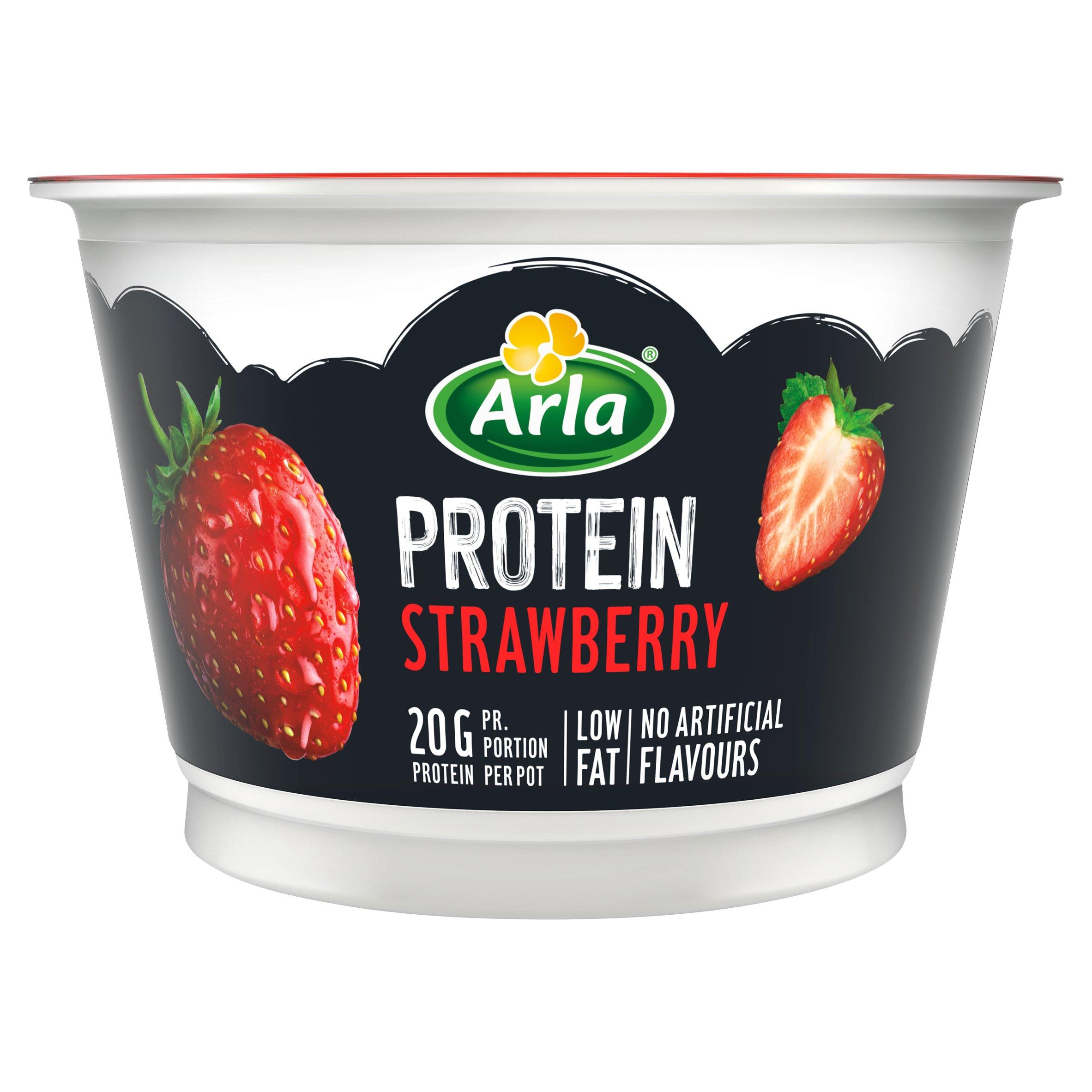 Arla Protein Strawberry 200G