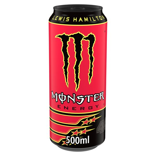 image 1 of Monster Lewis Hamilton Drink 500Ml