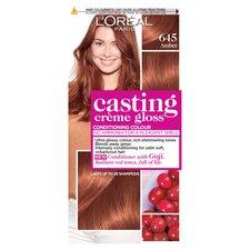 image 1 of L'oreal Casting Creme Gloss Amber 645 Hair Dye