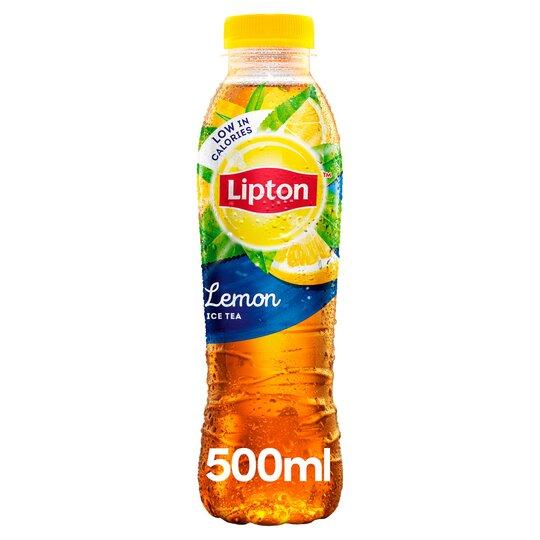 Lipton Ice Tea Lemon 500Ml - Tesco
