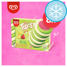 image 1 of Twister Mini Ice Cream Lolly 8 X 50Ml