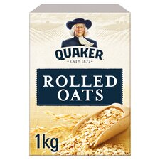 image 1 of Quaker Porridge Oats 1Kg