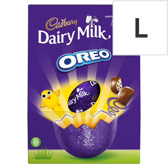 Cadbury Dairy Milk Oreo Easter Egg 233G