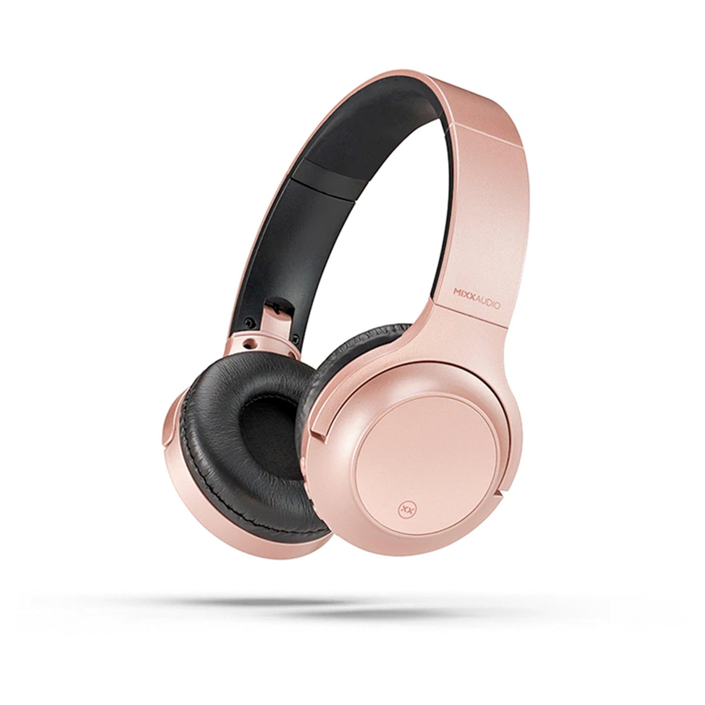 Mixx Sound Up Wirelessoverhead Rose Gold