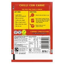 image 3 of Colman's Chilli Con Carne Recipe Mix 50G