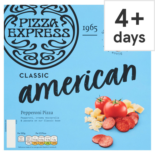Pizza Express American Pizza 250g