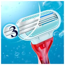 image 2 of Gillette Venus Tropical Disposable Razors 3Pack