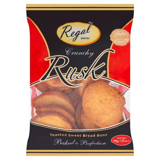Regal Crunchy Rusks 200G