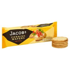 image 2 of Jacobs Cornish Wafers 150G