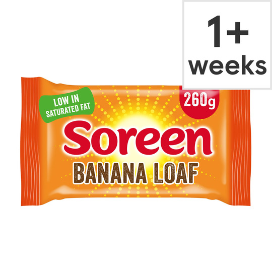 Soreen Banana Loaf Each