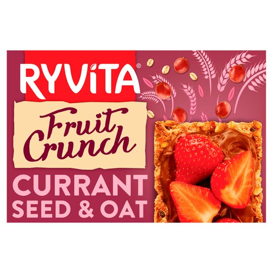 image 1 of Ryvita Fruit Crunch Crisp Bread 200G