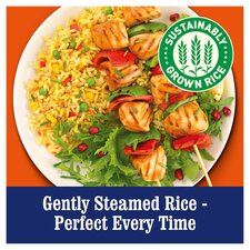 image 3 of Uncle Ben's Golden Vegetable Microwave Rice 6 X 250G