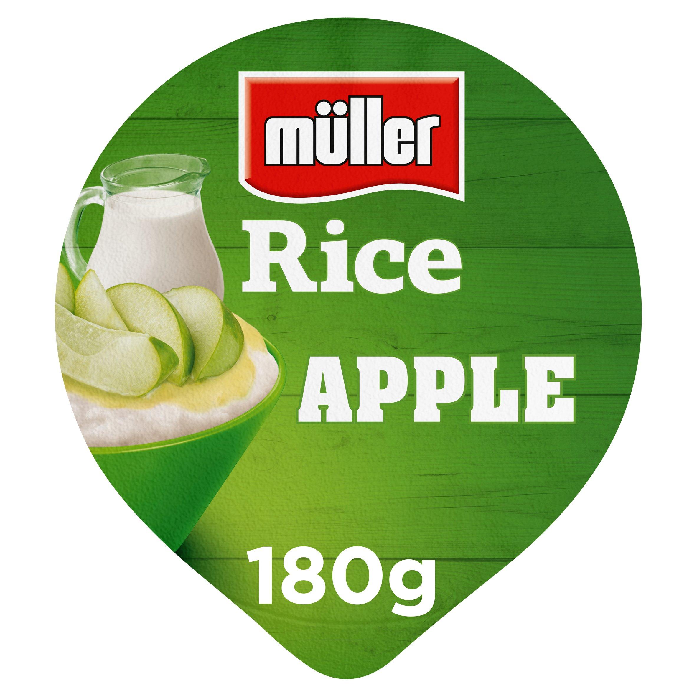 Muller Rice Apple 180G
