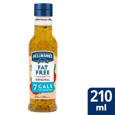 image 1 of Hellmann's Fat Free Dressing 210Ml
