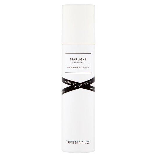 Miss So Starlet Perfume Mist 140Ml