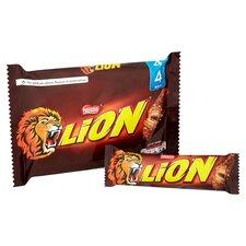 image 2 of Nestle Lion Milk Multipack 4 X 42G